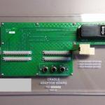 Custom Backplace PCB Fixture
