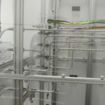 Thermal fluid test system