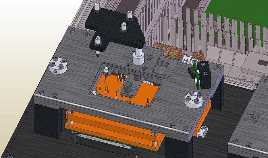 Automated PCB Test - Electromechanica